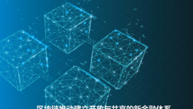 Photo of Blockchain promotes the establishment of an open and shared new financial system From Ping An blockchain in 2019