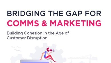 Photo of Narrowing the communication and marketing gap From Cision Report