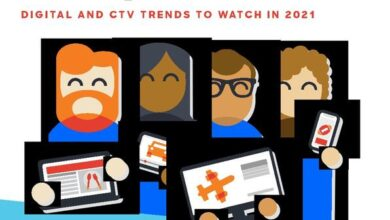 Photo of The trend report of Internet and Internet TV in 2021 From ComScore