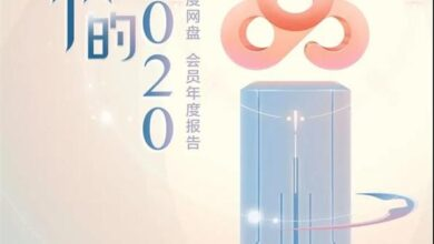 Photo of 2020 annual report released From Baidu network disk