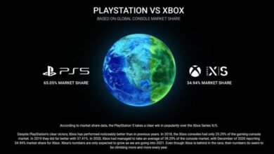 Photo of Sales of the PS 5 are almost double that of the Xbox series s|x From GamingSmart