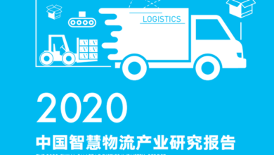 Photo of Research Report on China's smart logistics industry in 2020 From Entrepreneurial State Research Center