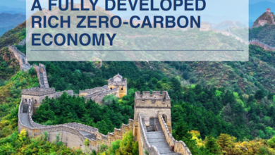 Photo of Report on the zero carbon prospect of a modernized country From China 2050