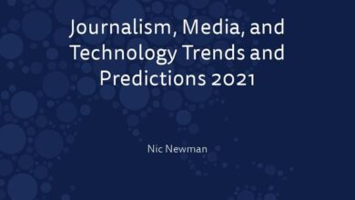Photo of News, media and technology trends report 2021 From Nic Newman