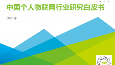 Photo of Research white paper on China's personal networking industry in 2021 From IResearch consulting