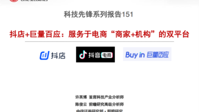 "Photo of Dual platform for e-commerce ""business + Organization"" From Shaking shop + massive Baiying"