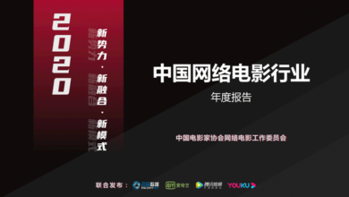 Photo of Annual report of China's online film industry in 2020 From Yunhe data