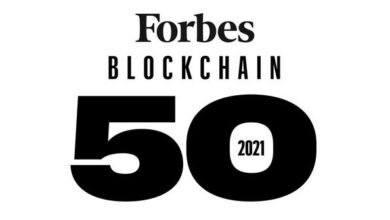 "Photo of On the list of ""blockchain 50"" in 2021, Baidu, Tencent, etc From Forbes"