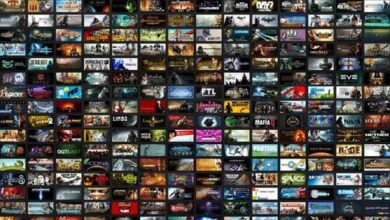 Photo of The total number of steam platform games has exceeded 50000
