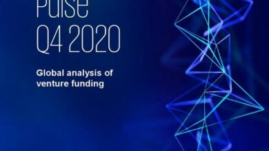 Photo of Q4 global venture capital report in 2020 From kpmg