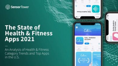 Photo of Health and fitness application report 2021 From Sensor