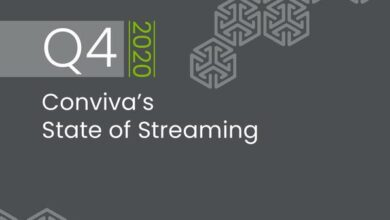 Photo of Fourth quarter of 2020 streaming media report From Live