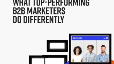 Photo of Experience of best performing B2B marketers From ON24