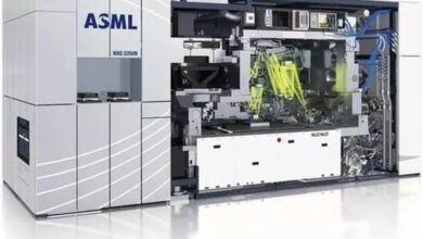 Photo of In 2020, the total sales volume of lithography machines in the world will reach 413, and the ASML share will exceed 90%