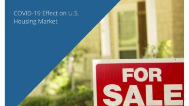 Photo of The impact of covid-19 on American housing market From Translation