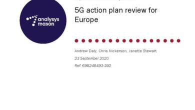 Photo of Evaluation report on the European 5g action plan From high pass