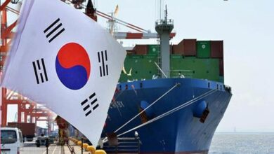 Photo of In the first 20 days of December 2021, South Korea's exports increased by 16.7% year on year, and China's exports increased by 32.7% From Korea customs office