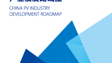 Photo of 2020 China's photovoltaic industry development roadmap From China Photovoltaic Industry Association