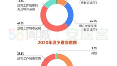 "Photo of Investigation report on ""home purchase"" in 2020-2021 From 58 in the same city"