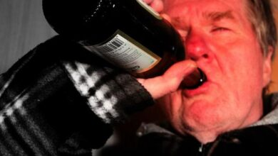 Photo of New research shows that alcoholism can save up to 28 years of life