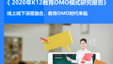 Photo of Research Report on Omo model of k12 education in 2020 From 36 krypton Institute