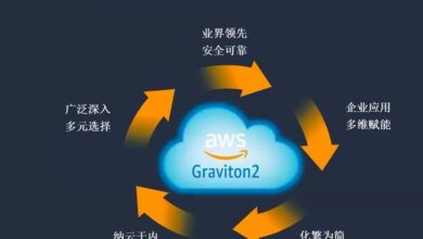 Photo of Amazon cloud service (AWS) has nearly 400 server models