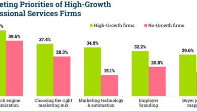 Photo of The profit level of high growth professional service companies is twice that of other companies From HRI
