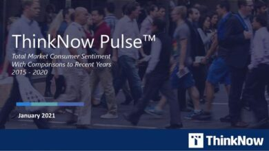 Photo of 2015-2020 Consumer Sentiment Report From ThinkNow