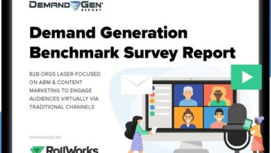 Photo of 2021 demand generation Benchmark Report From Demand Gen Report