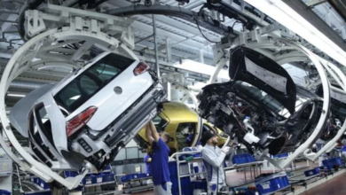 Photo of It is predicted that the total global automobile production will be reduced by 964000 vehicles in 2021 From IHS Marks