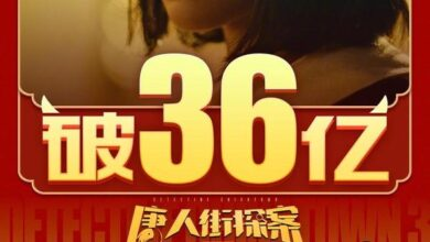Photo of The total box office of Spring Festival movies exceeded 8 billion, setting many world records