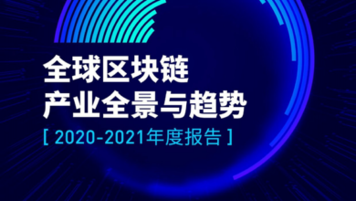 Photo of Global blockchain industry panorama and trend report 2020-2021 From Fire coin Research Institute