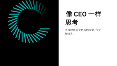 Photo of Think like a CEO From IBM Institute of business value