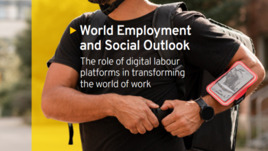Photo of World employment and social outlook in 2021 From International Labor Organization