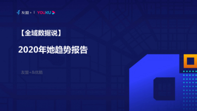 Photo of 2020 Trend Report From Youmeng + & Youku