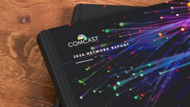 Photo of The peak of Internet traffic in 2020 will be affected by the popularity of cowid-19, with an increase of 32% From Comcast