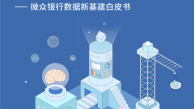 Photo of 2020 data new infrastructure white paper From Weizhong bank